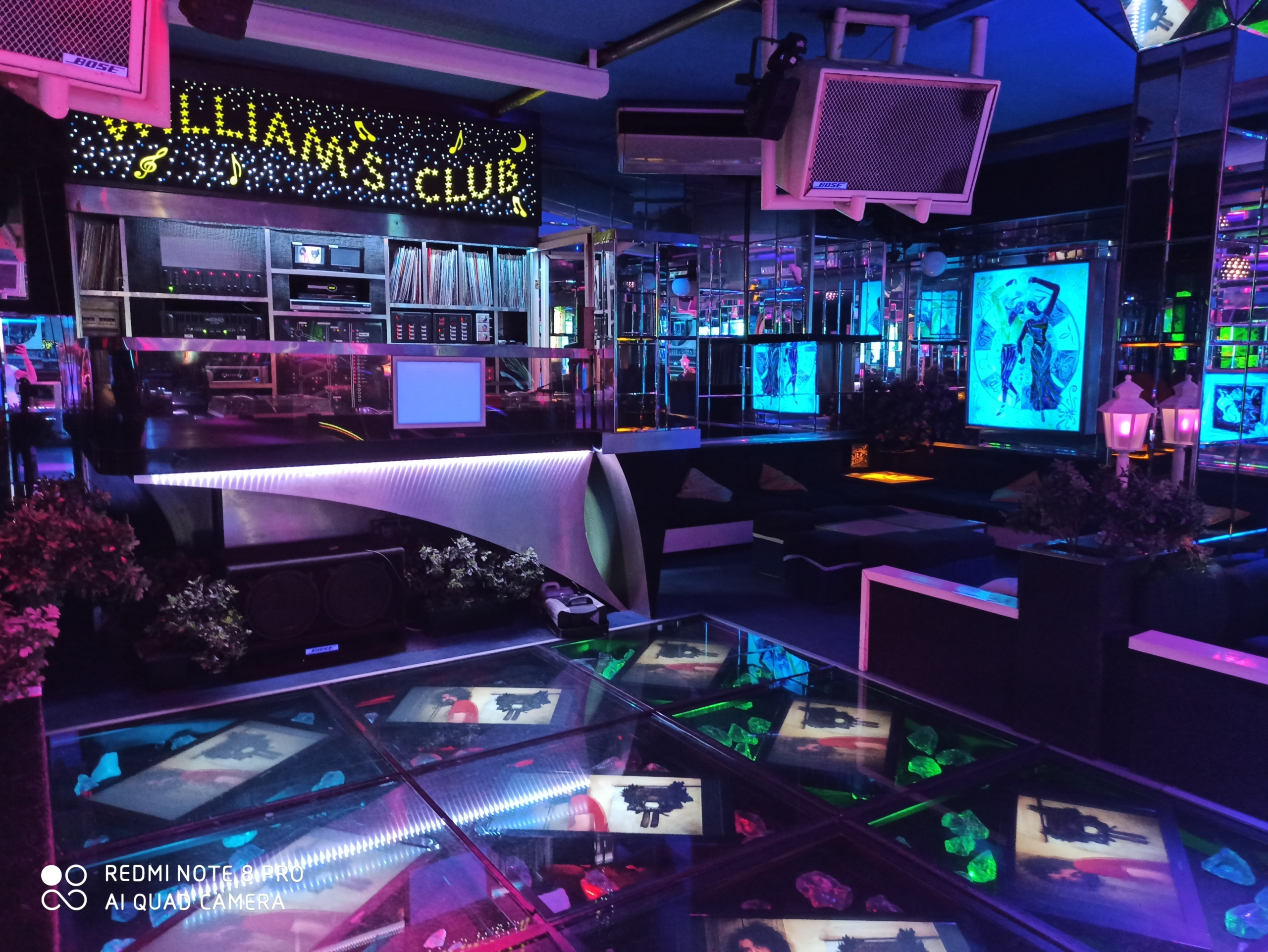 Williams Club romaparty.it